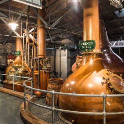 Premium Guided Dublin City Tour & Jameson Distillery